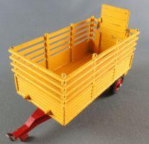 Corgi Toys 58 - Bétaillère Remorque Agricole