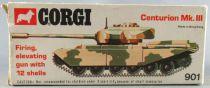 Corgi Toys 901 - Centurion Mk III Tank Mint in Box
