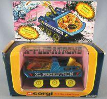 Corgi Toys D2023 - X-Ploratrons X1 Rocketron Mint in Box