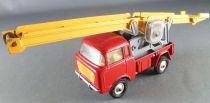 Corgi Toys Gift Set 64 - Jeep FC 150 Tapis Roulant 100% d\'origine 1/43
