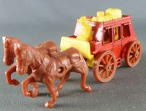Corgi Toys Junior - Diligence Far West