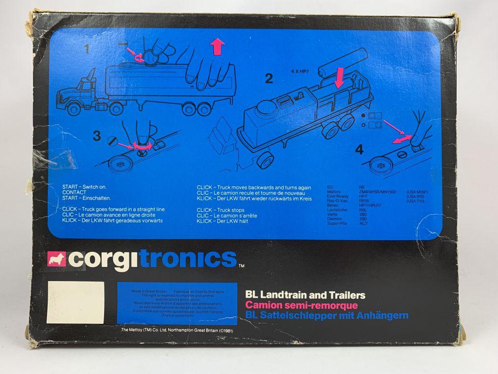 Corgitronics - Camion Semi-Remorque (Ref.1002)