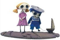 Corpse Bride - McFarlane Toys - Skeleton Girl & Boy (series 1)