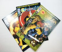 Cosmocats - SEMIC Comics n°1 à 3 (histoire complète)