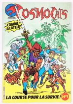 Cosmocats (Mensuel) - NERI Comics n°1