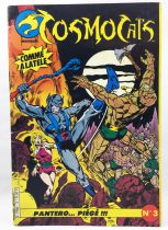 Cosmocats (Mensuel) - NERI Comics n°3