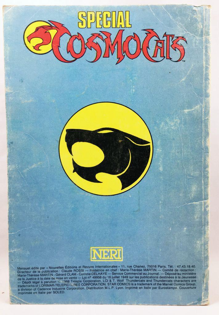 Cosmocats (Special) - NERI Comics n°5 (Bimestriel)