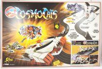 Cosmocats (Thundercats) - Circuit Electrique Tyco (France) - La Course pour l\'Oeil de Thundera