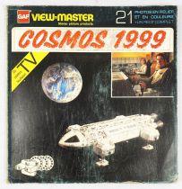 Cosmos 1999 - View-Master - Livret 3 disques + Recit Complet (GAF)