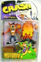 Crash Bandicoot - ReSaurus - Jet Board Crash Bandicoot