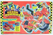 Crash Dummies - Crash\'N Dash Chopper (mint in box)