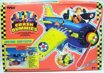 Crash Dummies - Crash Plane (mint in box)