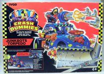 Crash Dummies - Junkbot Wrecker Torpedo (neuf en boite)