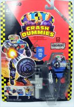 Crash Dummies - Sideswipe (mint on card)