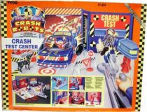 Crash Dummies (Crash-Robots) - Tyco - Crash Test Center