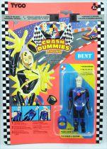 Crash Dummies Racing - Dent (mint on card)
