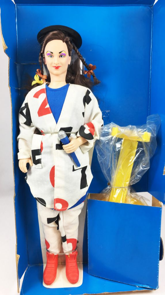 Culture Club - Boy George - Poupée 30cm - LJN 1984