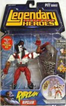 Cyberforce - Ripclaw (Pitt Series)