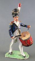 Cyrnos - Napoleonic - Footed Grenadier Drumer