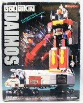 Daimos - Popy - Daimos DX GA-85 (Bandai USA - Godaikin Box)
