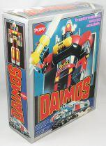 Daimos - Popy - Daimos DX GA-85 (boite Bandai France - Popy Italie)