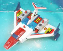 Daitetsujin 17 - Shogun Action Vehicles Mattel - Shigcon jet (Loose)