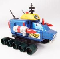 Daitetsujin 17 - Shogun Action vehicles Mattel - ShigconTank (loose)