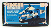 Daitetsujin 17 - Shogun Action Vehicles Mattel - ShigconTank (mint in box)