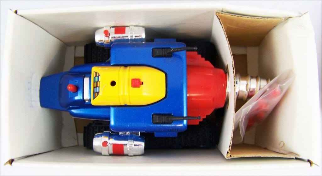 Daitetsujin 17 - Shogun Action Vehicles Mattel - ShigconTank (neuf en boite)