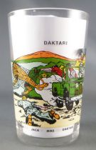 Daktari - Amora mustard glass - The Lion Captur