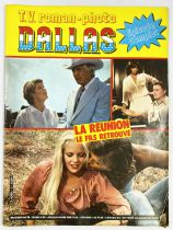 Dallas - T.V. Roman-Photo n°1 (1981) - Episode complet