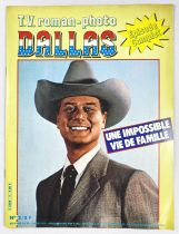 Dallas - T.V. Roman-Photo n°2 (1981) - Episode complet