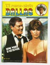 Dallas - T.V. Roman-Photo n°3 (1981) - Episode complet