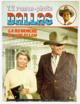 Dallas - T.V. Roman-Photo n°5 (1981) - Episode complet