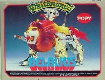 Daltanious - Popy - Belalius (Mint in box)