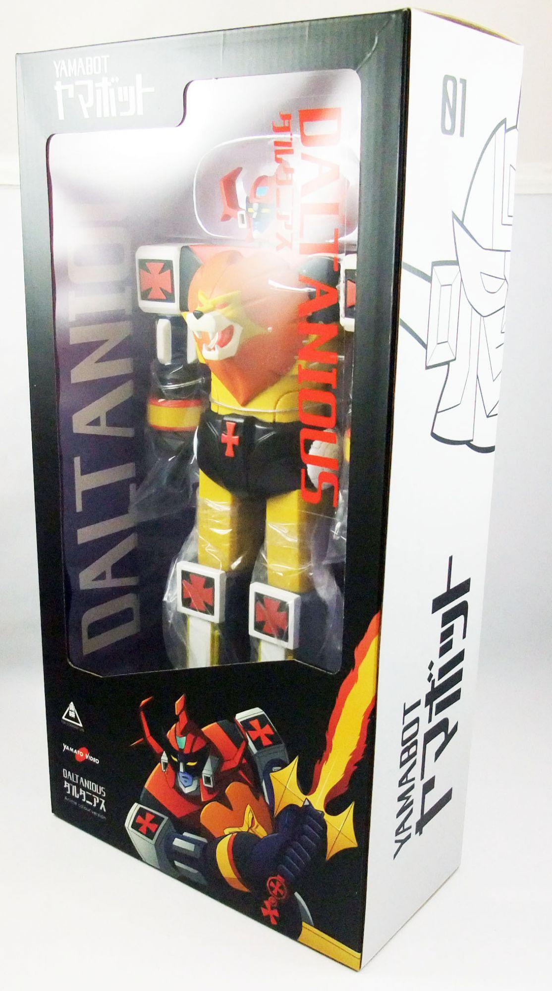 "Daltanious - Yamato - Daltanious 40cm \""Anime Colour version\"" - Yamabot 01"