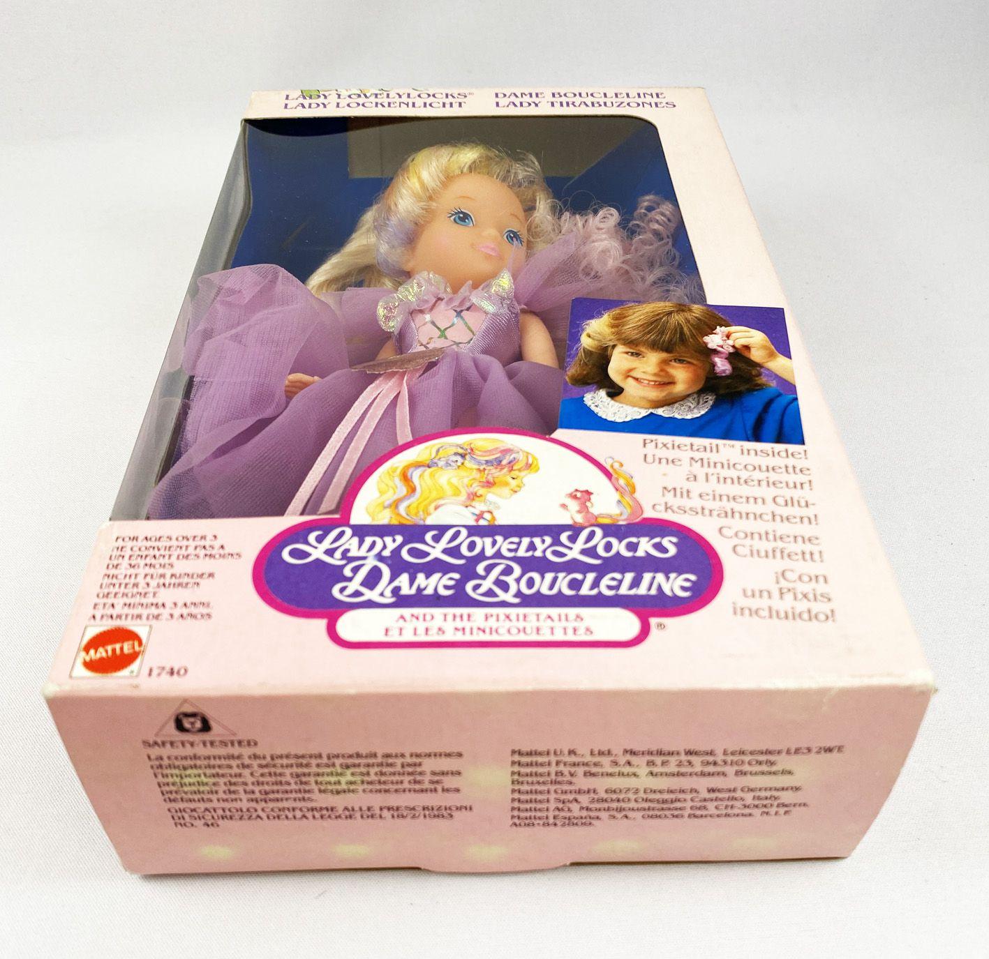 Dame Boucleline - Mattel - Dame Boucleline (neuve en boite)