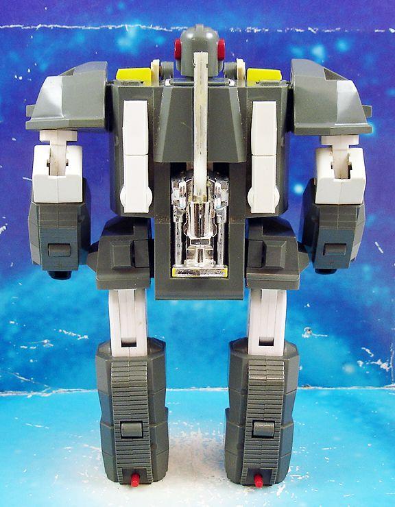Dancougar - Bandai Robo-Machine - Mammouth (loose)