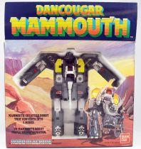 Dancougar - Bandai Robo-Machine - Mammouth (Mint in Box)