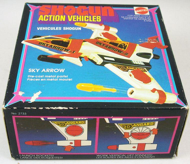 danguard_ace___shogun_action_vehicles_mattel___danguard_sky_arrow_neuf_en_boite__3_