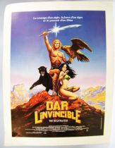 Dar l\'invincible (The Beastmaster) - MGM - Dossier de Presse 01