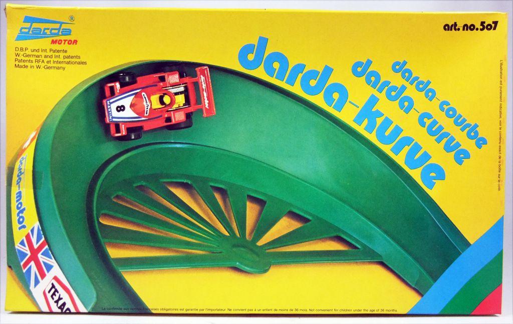 Darda Motor - Boite complementaire Darda-Courbe n°507