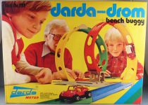 Darda Motor - Circuit Darda-Drom avec Beach Buggy set n°121