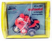 Darda Motor - Motocyclette rouge n°2100