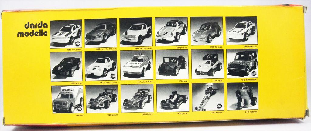 Darda Motor - Pont set n°710