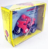 Darda Motor - Red Motorcycle set n°2100