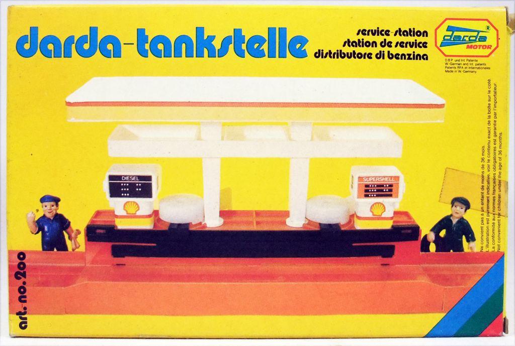 Darda Motor - Service-Station accessory set n°200