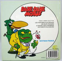 """Dare-Dare Motus - Editions Whitman-France - \""""Le Secret des Pyramides\"""""""