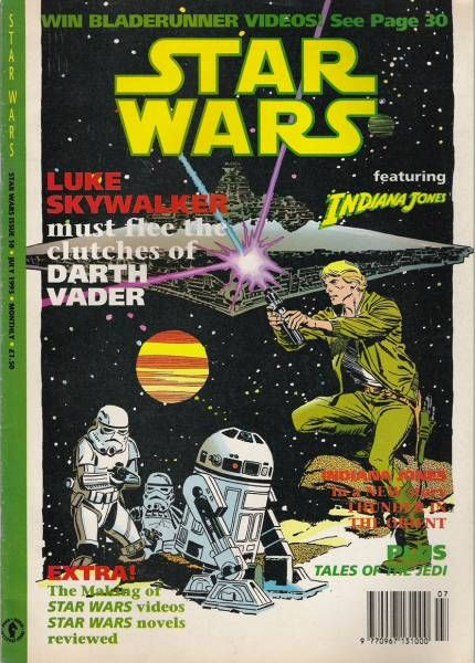 Dark Horse Comics - Classic Star Wars - UK edition - #7