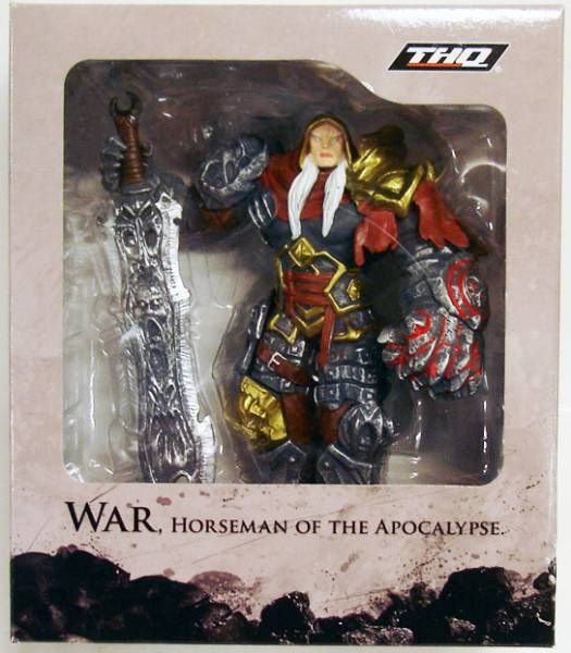 Darksiders - War, Horseman of the Apocalypse - Figurine THQ
